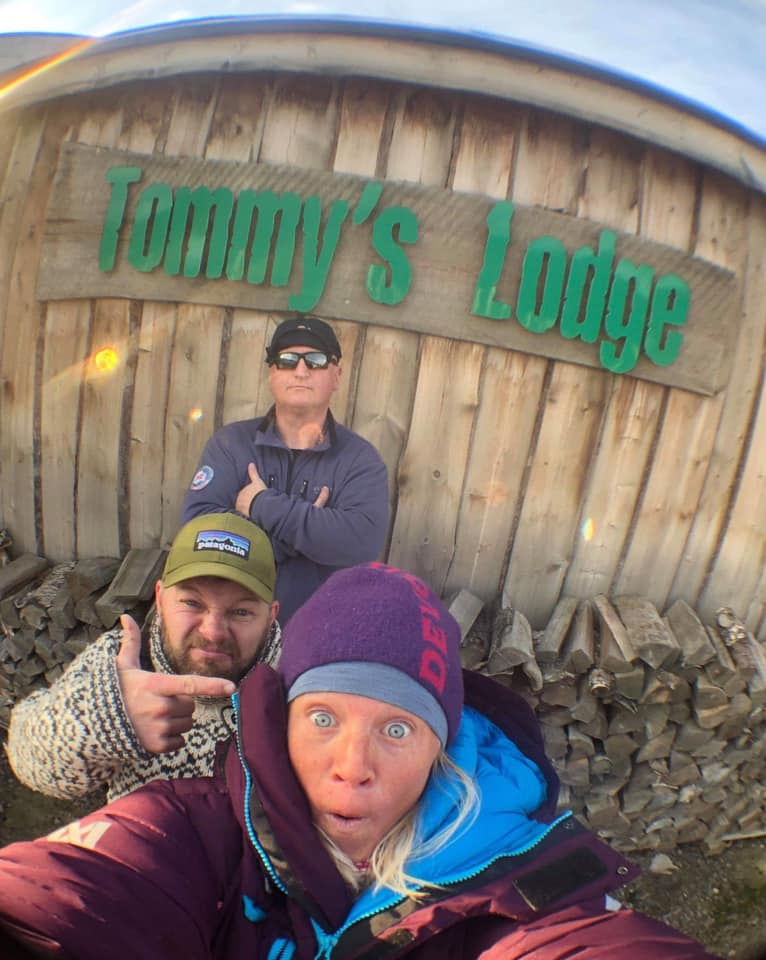 tommys lodge svalbard